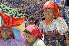 San Blas Islands woman. Royalty Free Stock Image