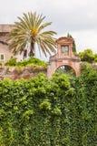 San Bonaventura al Palatino Royalty Free Stock Photography