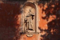 San Bonaventura kościół w Rzym szczegół Zdjęcia Stock