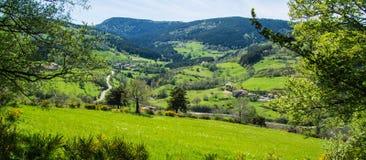 San bonnet le coutreau, forez, la Loira, Francia Fotografia Stock