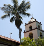 San Buena Ventura Mission Royalty Free Stock Photos