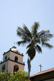 San Buena Ventura Mission Royalty Free Stock Photography