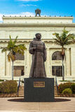 San Buenaventura stadshus Arkivfoto