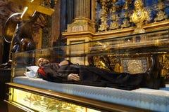 San Camillo De Lellis Royaltyfria Foton