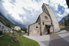 San Candido, Dolomites Royalty Free Stock Photography