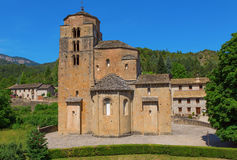 San caprasio church Stock Photo