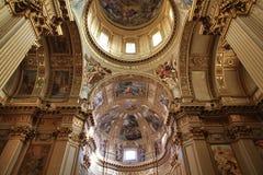 San Carlo ai Catinari Zdjęcie Stock