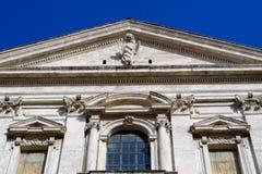 San Carlo ai Catinari in Rome Stock Photo