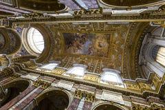 San Carlo al Corso church, Rome, Italy Royalty Free Stock Photography