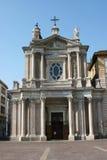 San Carlo kościół Zdjęcia Stock