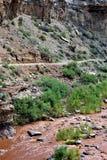 San Carlos Apache Indian Reservation, Gila County, Arizona, Estados Unidos fotos de archivo