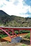 San Carlos Apache Indian Reservation, Gila County, Arizona, Estados Unidos imagen de archivo libre de regalías