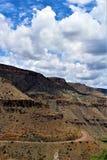San Carlos Apache Indian Reservation, Gila County, Arizona, Vereinigte Staaten stockbild