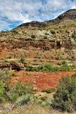 San Carlos Apache Indian Reservation, Gila County, o Arizona, Estados Unidos Fotografia de Stock