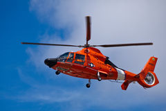 SAN CARLOS, CA - JUNE 19: Helicopter Eurocopter HH Stock Images