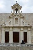 San Carlos chapel at La Cabana fortress at Havana Royalty Free Stock Photos