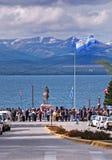 San Carlos de Bariloche Photo stock