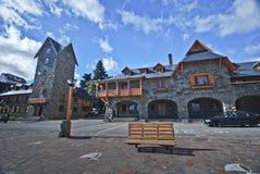 San Carlos de Bariloche foto de archivo libre de regalías