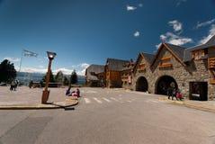 San Carlos de Bariloche royalty free stock photography