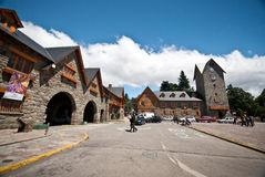 San Carlos de Bariloche Royalty Free Stock Photos