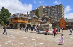San Carlos de Bariloche. Argentina. Royalty Free Stock Photography