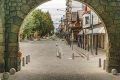 San Carlos de Bariloche, Argentine images libres de droits