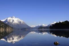 San Carlos de Bariloche, la Argentina Imágenes de archivo libres de regalías