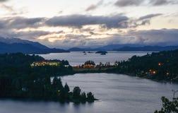 San Carlos de Bariloche, Llao Llao Stock Images