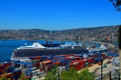 San Carlos De Bariloche, port, Argentyna obrazy stock