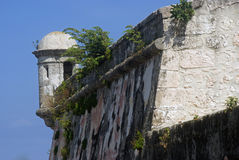 San Carlos de la Cabana Fort, Havana, Cuba Royalty Free Stock Photo