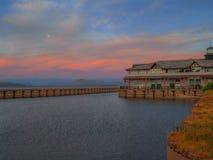 San Carlos Port Royaltyfri Foto