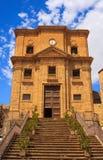 San Cataldo Church, Enna stock photos
