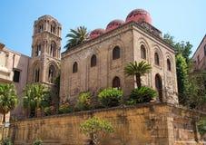 San Cataldo In Palermo, Sicily. Royalty Free Stock Photo