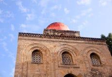 San Cataldo, Norman church Stock Image
