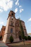 San Cayetano Church royalty-vrije stock afbeelding