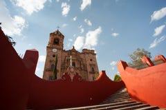 San Cayetano Church Stock Photography