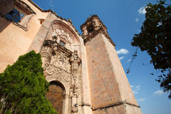 San Cayetano Church Stock Images
