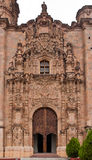 San Cayetano de Valenciana Church Guanajuato Stock Photography