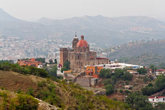 San Cayetano de Valenciana Church Guanajuato Royalty Free Stock Photos