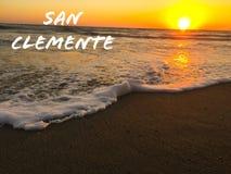 San Clemente Photos libres de droits