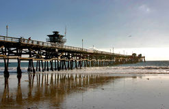 Free San Clemente Lifeguard Tower Stock Photo - 4179680