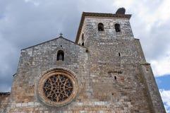 San Cosme et San Damian collégial Photos libres de droits