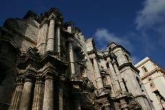 San Cristóbal Cathedral, La Habana, Cuba Imágenes de archivo libres de regalías