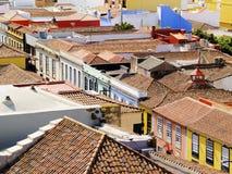 San Cristobal,特内里费岛 图库摄影