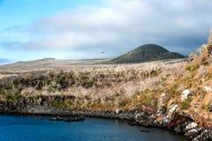 San Cristobal, de Galapagos Stock Foto's