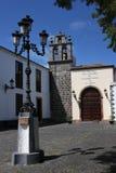 San Cristobal de La Laguna Stock Image