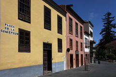San Cristobal de La Laguna Royalty Free Stock Photo