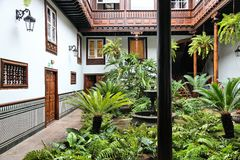 San Cristobal de La Laguna Royalty Free Stock Photo