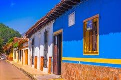 SAN CRISTOBAL DE LAS CASAS, ΜΕΞΙΚΌ, 17 ΜΑΐΟΥ, 2018: Είναι μια πόλη που βρίσκεται στη μεξικάνικη κατάσταση Chiapas Η πόλη ` s Στοκ εικόνες με δικαίωμα ελεύθερης χρήσης
