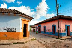 San Cristobal de las Casas. Stock Images